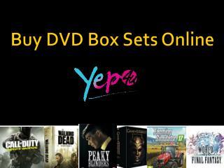 Buy DVD Box Sets Online