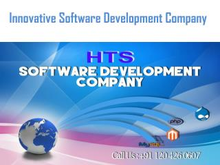 Innovative software development company