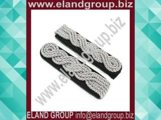 Allgemeine SS Senior Officer shoulder boards