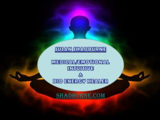Medical and Emotional Intuition & Energy Healer
