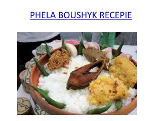 BANGLADESHI FOOD ITEMS