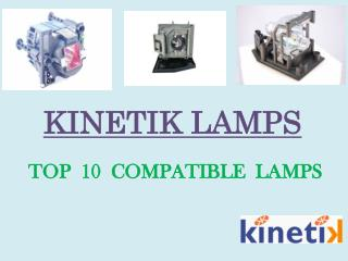 Top 10 Compatible Lamp - Kinetik Lamps