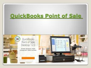 Impeccable technical customer support for quick books point of sale