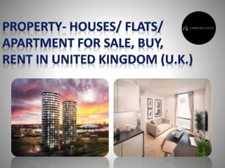 Property-Houses, Flats, Apartment For Sale Buy Rent In Uk