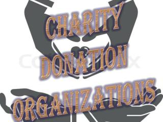 Charity Donation Organizations