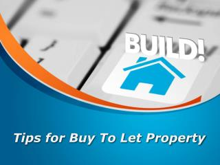 Escudero and Brown Review | Tips for Buy To Let Property