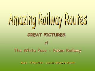 Amazing Railway Routes