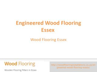 Engineered Wood Flooring Essex