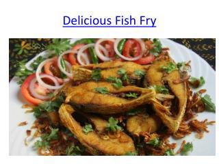 Bangladeshi Fish Delicious Food Items