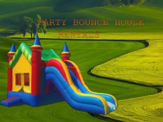 Jumpers And Water Slides For  Every Party