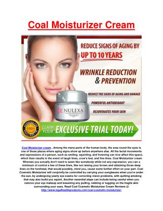 http://www.legalhealthproducts.com/coal-cosmetic-moisturizer/