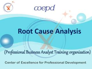 Root Cause Analysis | Coepd
