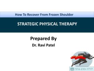 Strategic Physical Therapy
