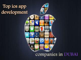 Top ios App Development Company in Dubai