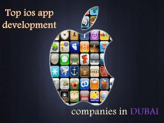 Top ios application Development Company in Dubai