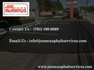 Asphalt Repair in Charlotte, Commercial Paving in Charlotte