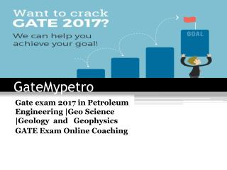 gate exam petroleum engineering |gate exam syllabus