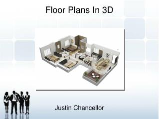Cost effective floor plan in 3D only in Texas.