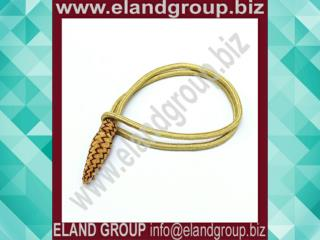 Sword Knot British Army Gold & Mahroon