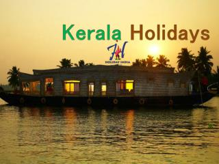 Book Online Kerala Tour package