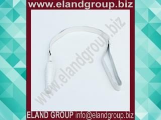 White Leather Sword Knot