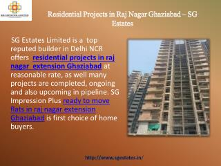 Residential Project In Raj Nagar Extension