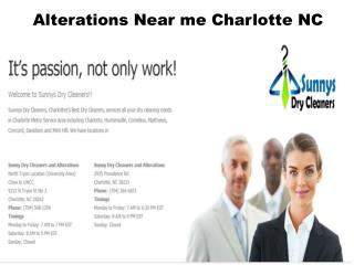 Nearest Dry Cleaners Charlotte | Home laundry service charlotte nc