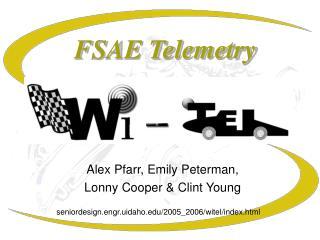 FSAE Telemetry