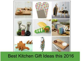 Best Kitchen Gift Ideas this 2016
