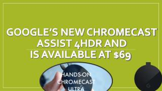 Call 1-855-293-0942 Download Google Chromecast Ultra 4K with twice price