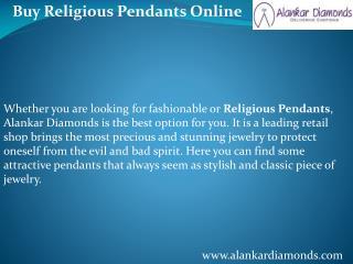 Buy Religious Pendants Online