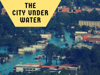 The city under water