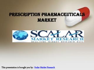 Prescription pharmaceuticals market