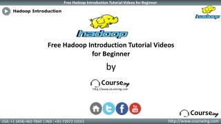 Hadoop Administration Introduction