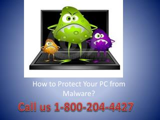 How to Protect Your Dell Computer from Malware