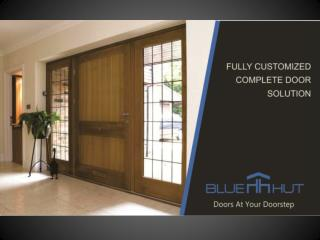 Bluehut Doors || Best Wooden Doors Supplier | Buy Doors Online India