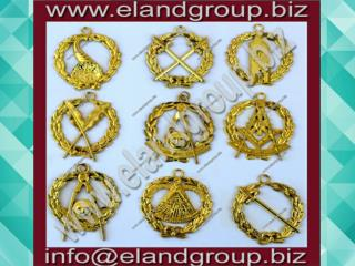 Grand Lodge Officer Collar Jewels