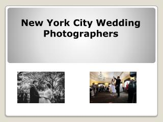 New York City Wedding Photographers