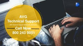 AVG Technical Support Service | Call Now at  1800-243-0051