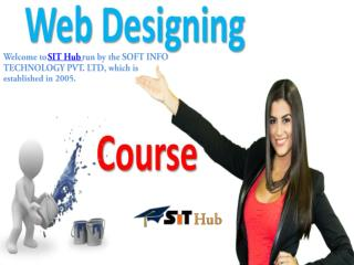 WEB DESINGNING COURSE, Training, Institute in Uttam Nagar, Janakpuri, Dwarka