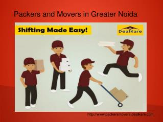 Packers and movers in Greater Noida