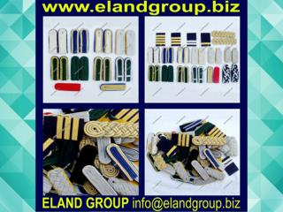 Military Shoulder Board