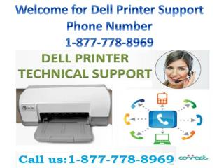 $Customer Services!!@1-877-778-8969@!!Dell Printer Support Phone Number$