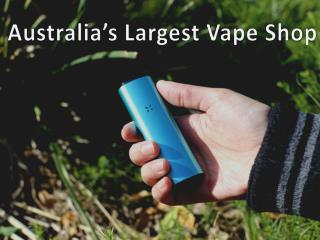 Australia's largest Vape Shop
