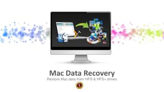 Mac Data Recovery Tool