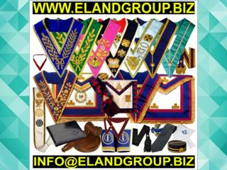 Masonic Regalia Products Collar, Masonic Badges, Sash  Supplier