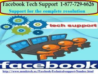 Don't upset just contact to us @ Facebook Tech Support 1-877-729-6626