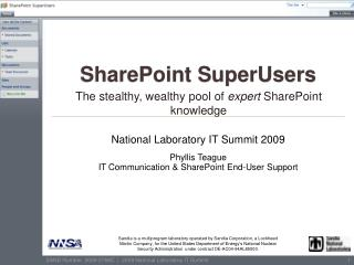 SharePoint SuperUsers