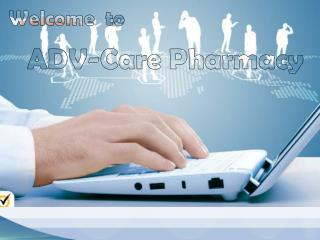 Certified Online Canadian Pharmacy
