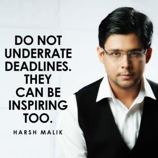 Top 10 Success Quotes by Harsh Malik